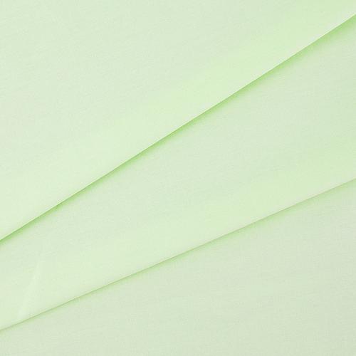 Маломеры поплин гладкокрашеный 115 гр/м2 220 см цвет салатовый 0.9 м фото 1