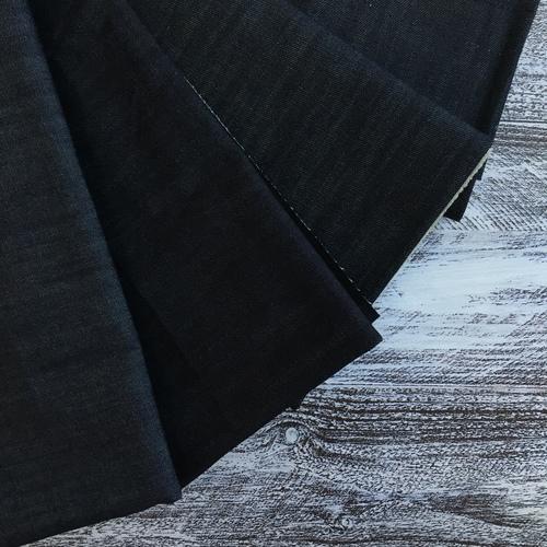 Весовой лоскут джинса 2 от 0,4 до 0,8 м 1,300 кг фото 1