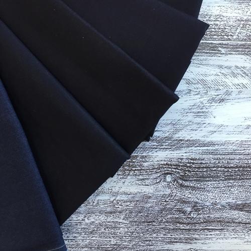 Весовой лоскут джинса 3 от 0,4/ 1,1 м 0,900 кг фото 1