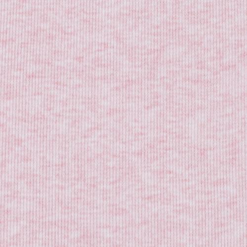 Ткань на отрез кашкорсе с лайкрой Melange цвет розовый фото 3