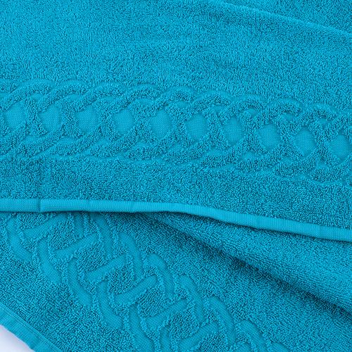 Полотеце махровое Cappio ПТХ-6001-03190 100/150 см цвет 332 фото 2