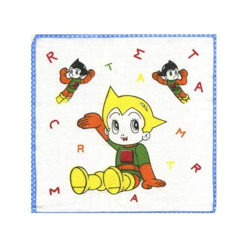 Платки носовые детские 21х21 Astro Boy (10 шт) фото 1