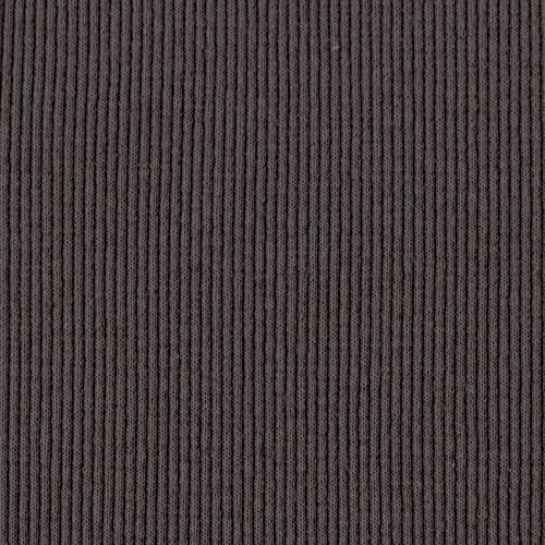 Ткань на отрез кашкорсе с лайкрой 19-1018 цвет темно-коричневый фото 2