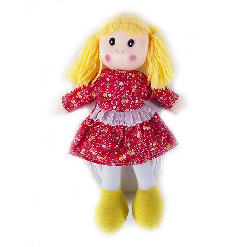 Кукла-вешалка интерьерная 35 рост 27 см расцветки в ассортименте фото 4