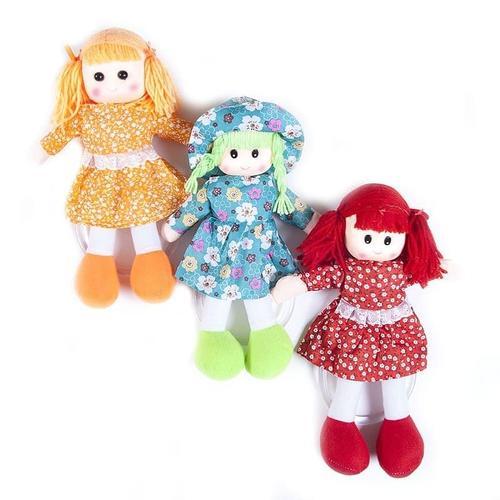 Кукла-вешалка интерьерная 35 рост 27 см расцветки в ассортименте фото 1