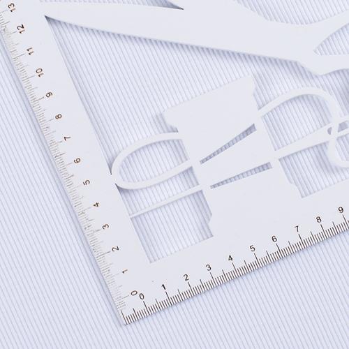 Ткань на отрез кашкорсе с лайкрой 1306-1 цвет белый фото 3
