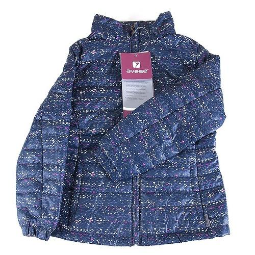 Куртка 16632-202 Avese цвет сине-розовый рост 140 фото 1