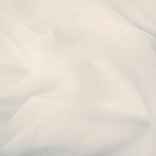 Еврофатин мягкий матовый Hayal Tulle HT.S 300 см цвет 003 светло-молочный фото 4