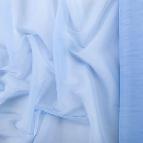 Еврофатин мягкий матовый Hayal Tulle HT.S 300 см цвет 26 бледно-голубой фото 1