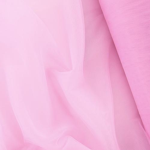 Еврофатин мягкий матовый Hayal Tulle HT.S 300 см цвет 69 бледно-розовый фото 3