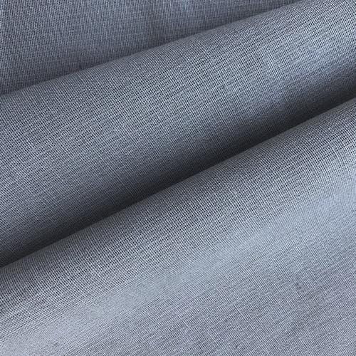 Ткань на отрез бязь гладкокрашеная ГОСТ 150 см цвет серый 2 фото 2