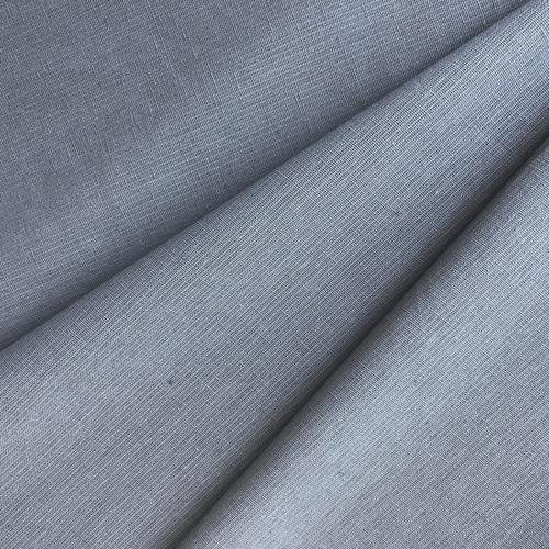 Ткань на отрез бязь гладкокрашеная ГОСТ 150 см цвет серый 2 фото 1