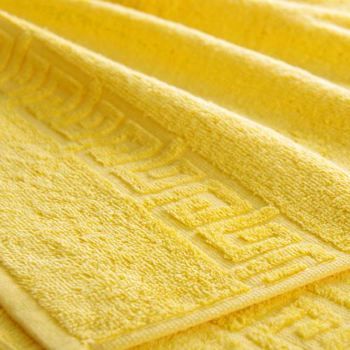 Полотенце махровое Туркменистан 40/65 см цвет Лимон фото 1
