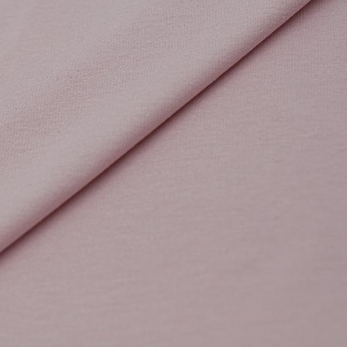 Ткань на отрез футер петля с лайкрой 05-12 цвет розовый фото 5