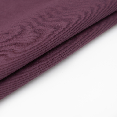 Ткань на отрез кашкорсе с лайкрой 1702-1 цвет темно-лиловый фото 4