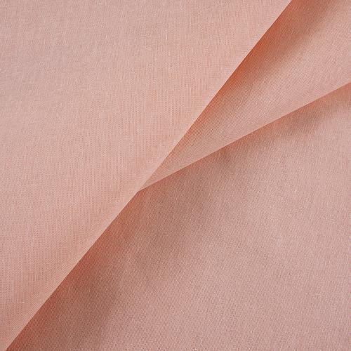 Маломеры бязь гладкокрашеная ГОСТ 150 см цвет персик 1.8 м фото 1