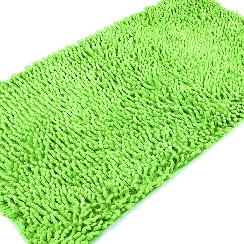 Коврик для ванной Makaron 40/60 цвет зеленый фото 3