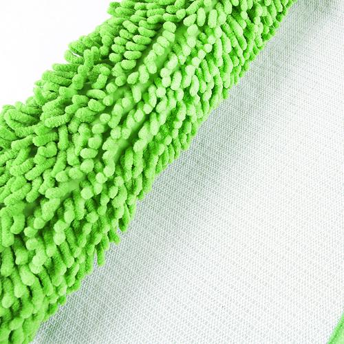 Коврик для ванной Makaron 40/60 цвет зеленый фото 2