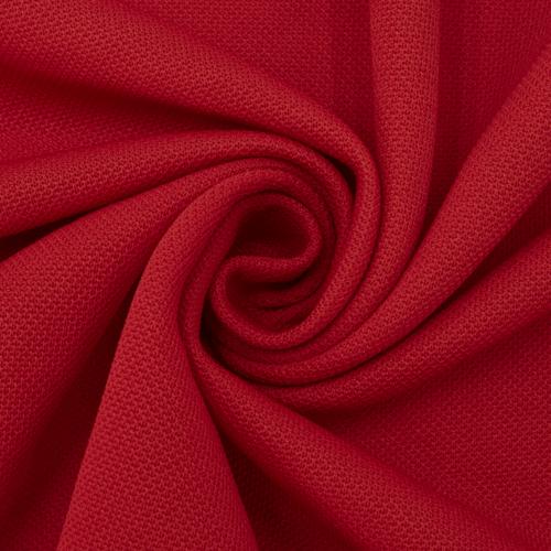 Ткань на отрез лакоста цвет красный фото 1