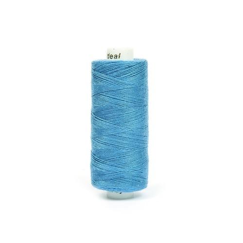 Нитки бытовые IDEAL 40/2 366м 100% п/э, цв.339 синий фото 1