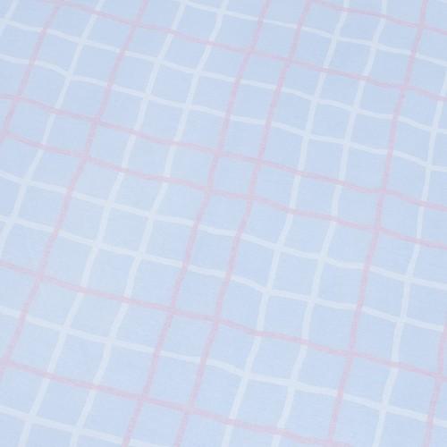 Простынь на резинке поплин 7892/1 компаньон 90/200/20 см фото 3