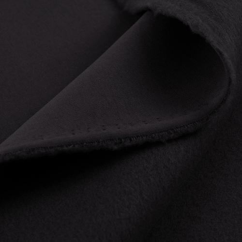 Маломеры футер 3-х нитка компакт пенье цвет черный 0.9 м фото 1