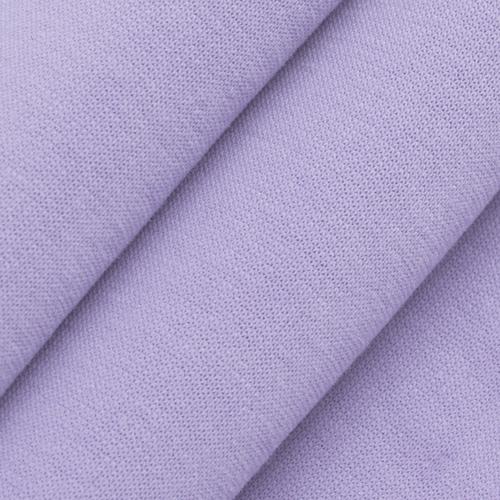 Маломеры футер 3-х нитка компакт пенье цвет светло-лиловый 0.8 м фото 2