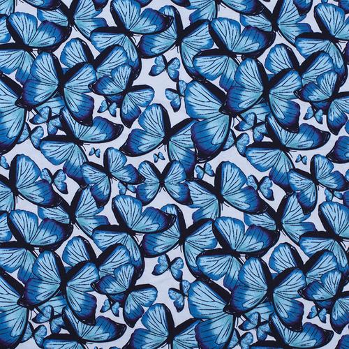 Маломеры кулирка R6122-V2 Бабочки 1 м фото 1