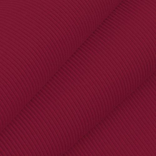 Ткань на отрез кашкорсе с лайкрой 1706-1 цвет красный фото 1
