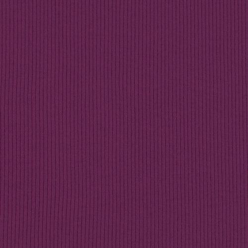 Ткань на отрез кашкорсе 3-х нитка с лайкрой цвет сливовый фото 2
