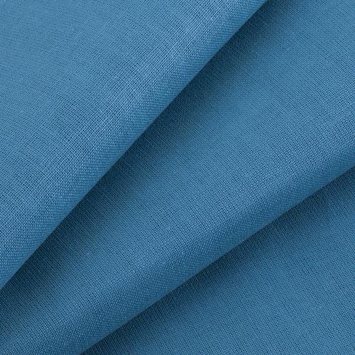 Ткань на отрез бязь ГОСТ Шуя 220 см 18450 цвет зеленовато-синий фото 1