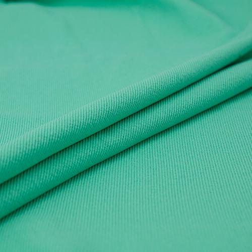 Ткань на отрез кашкорсе с лайкрой 2507-1 цвет мятный фото 4