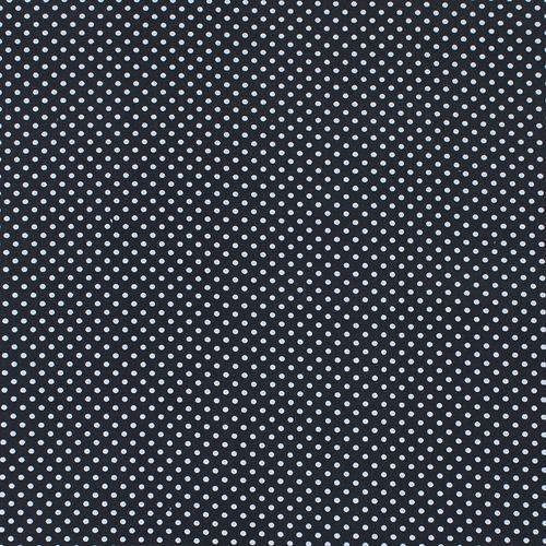 Бязь плательная 150 см 1590/25 цвет черный фото 1