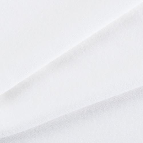 Ткань на отрез интерлок пенье цвет сахар 3420-18 фото 1