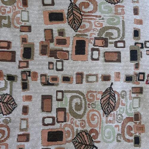 Ткань на отрез гобелен Жаккард 205,5 см С161-ЮА Аметист 71 фото 1