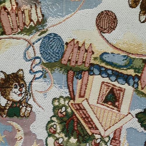 Ткань на отрез гобелен Жаккард 206 см С162-ЮА Фантазия 8 фото 1