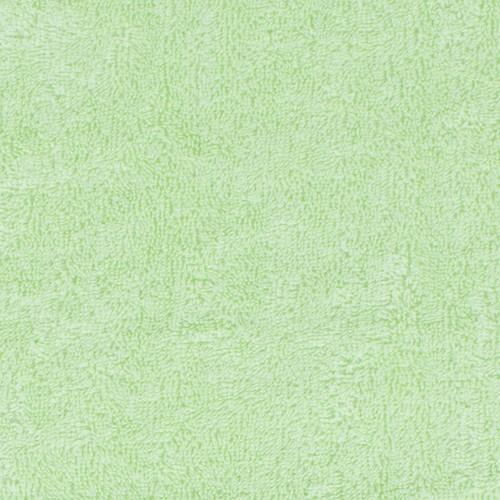 Простынь махровая цвет Салатовый 150/220 фото 3