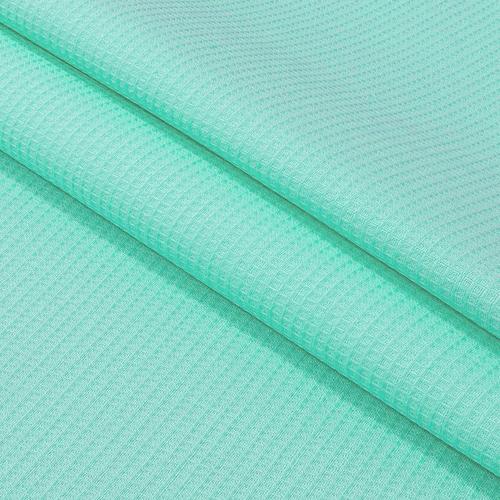 Полотенце вафельное банное 150/75 см цвет ментол фото 1