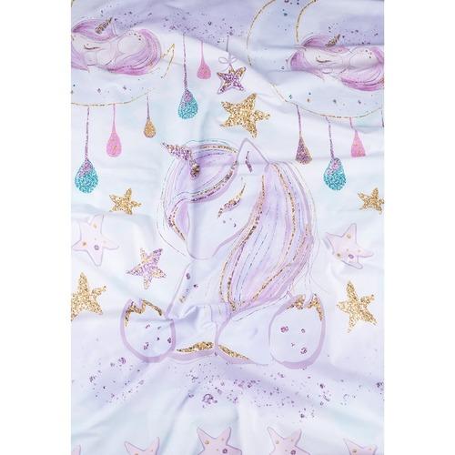 Ткань на отрез перкаль 150 см 13247/1 Unicorns Модель 1 фото 3