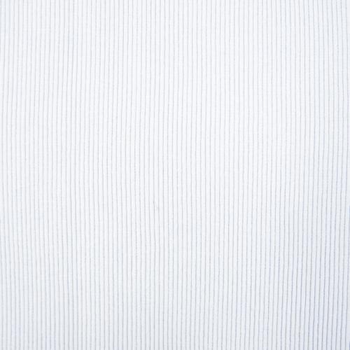 Ткань на отрез кашкорсе 3-х нитка с лайкрой цвет белый фото 2