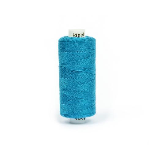 Нитки бытовые IDEAL 40/2 366м 100% п/э, цв.271 синий фото 1