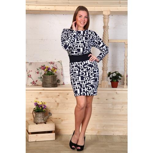 Платье Моника буквы Д448 р 52 фото 1