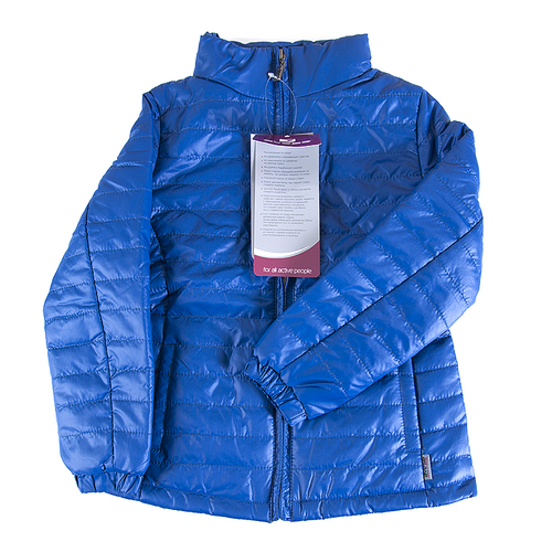 Куртка 16632-202 Avese цвет синий рост 116 фото 1
