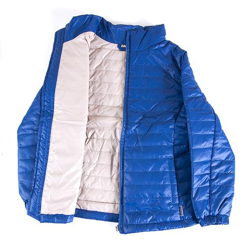 Куртка 16632-202 Avese цвет синий рост 116 фото 2
