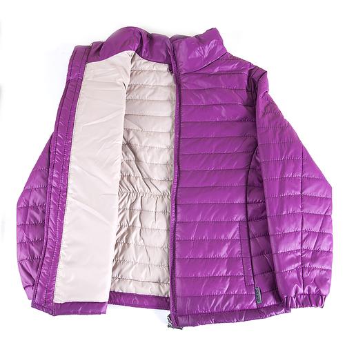 Куртка 16632-202 Avese цвет винный рост 122 фото 2