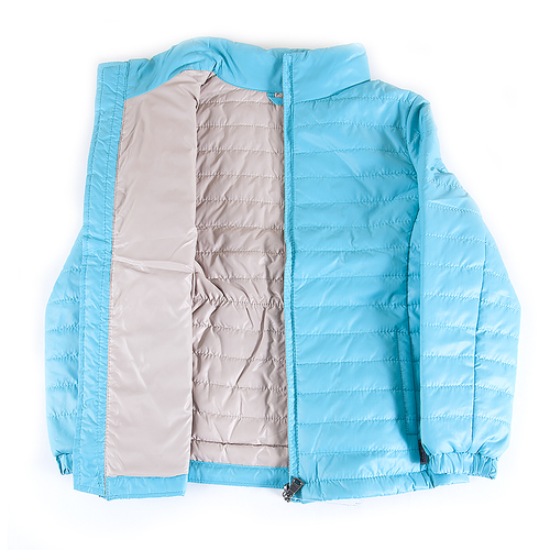 Куртка 16632-202 Avese цвет светло-голубой рост 128 фото 2