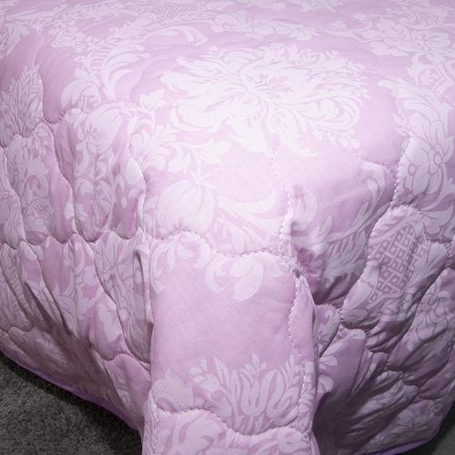 Покрывало стеганое Агат (розовый) 10333/3 пудра 180/210 фото 3