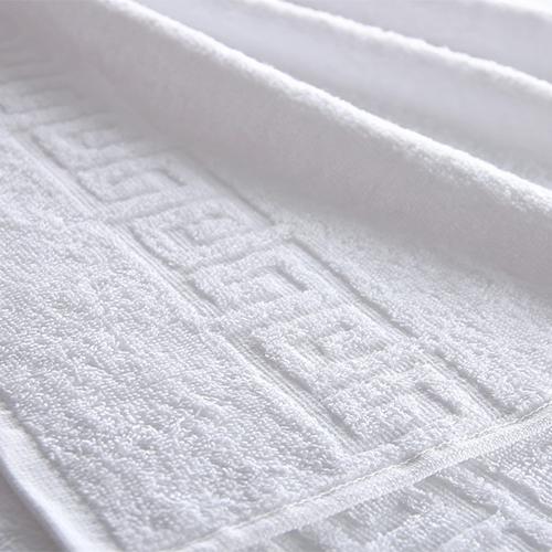 Полотенце махровое Туркменистан 40/65 см белое фото 1