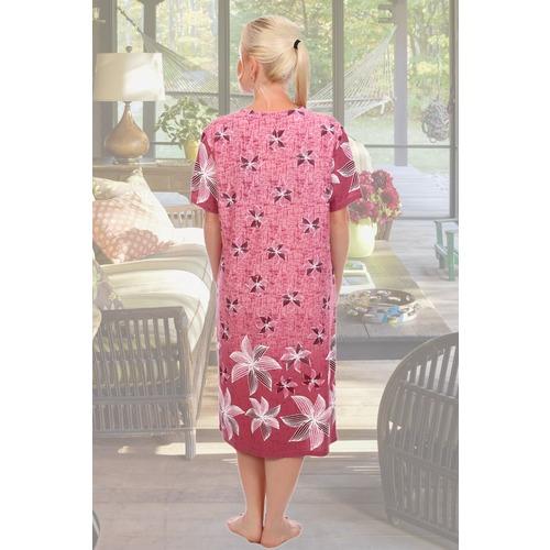 Халат Кардамон 11998 цвет розовый р 56 фото 2