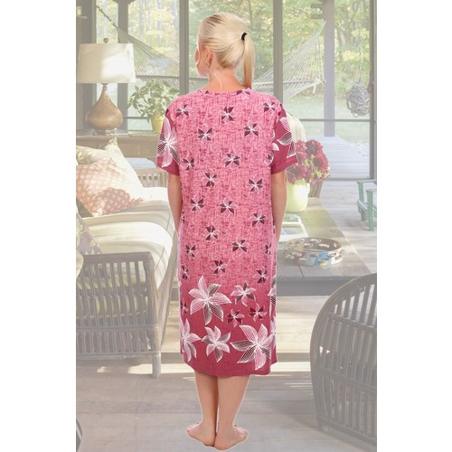 Халат Кардамон 11998 цвет розовый р 64 фото 2